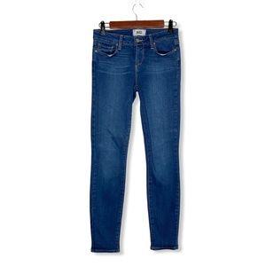 PAIGE Verdugo Ankle Skinny Jeans Janine Wash 26